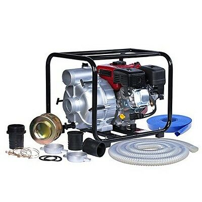 A-Ipower AWP80 Gasoline Trash Water Pump 208Cc/7.0Hp NEW