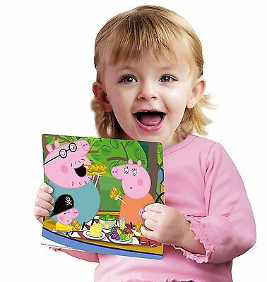 Peppa Pig Mini Mat Tomy Aquadoodle Reusable Cards Doodle Pen Creative Childs Toy