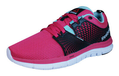 Reebok ZQuick Dash Womens Running Sneakers   Athletic Shoes - Pink - See  Sizes cbbcab4fb