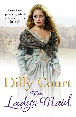 The Lady's Maid, Court, Dilly | Paperback Book | Acceptable | 9780099562566