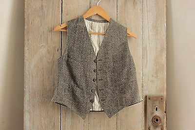 Men's vest waistcoat French clothes waistcoat clothing 1900's early old