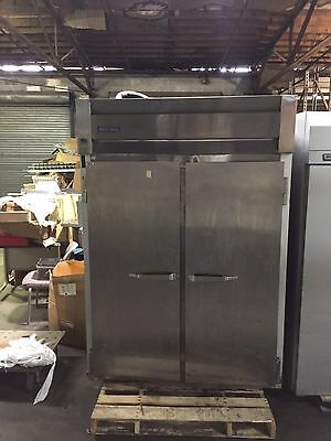 McCall Commercial Refrigerator and/Freezer Model 4045F 115 Volt Works Good Used