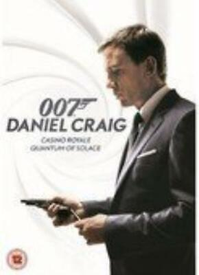 Casino Royale / Quantum of Solace Double DVD Incredible Value and Free Shipping!