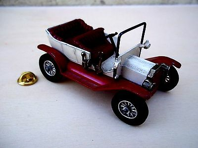 Coche Miniatura Modelos De Ayer Ford Model T 1911 Nº Y-1/england By Lesney