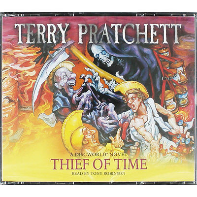 Thief Of Time Discworld 26 - Audio Book (CD), Audio Books, Brand New