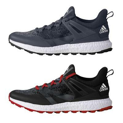 Adidas 2017 Crossknit Boost Spikeless Puremotion Golf Shoes