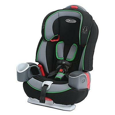 Graco Nautilus 65 3-in-1 Harness Booster Car Seat, Fern New