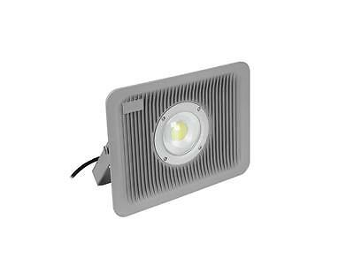 EUROLITE LED IP FL-80 COB 3000K 120° SLIM Strahler mit LED-Technologie