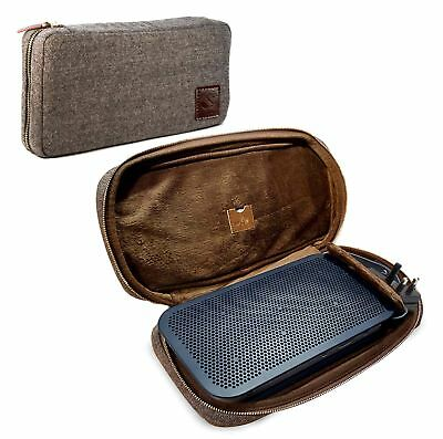 Tuff-Luv Tweed NFC Case for Bang & Olufsen Beoplay A2 Bluetooth Speaker