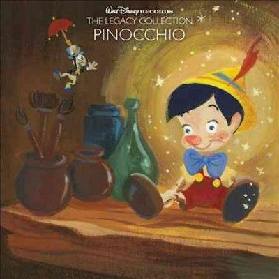 Walt Disney Records Legacy Collection: Pinocchio - Walt Disney Records Legacy Co