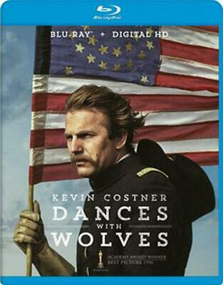 Dances With Wolves (25th Anniversary Edition) - Blu-Ray Region 1 Free Shipping!