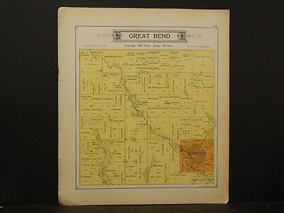 Minnesota, Cottonwood County Map, Great Bend Township, 1896 !K4#90