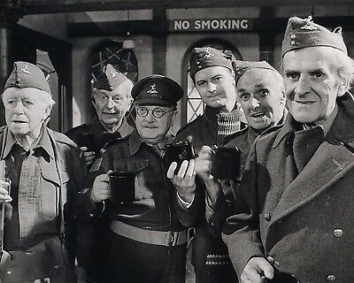 """Dads Army 10"""" x 8"""" Photograph no 58"""