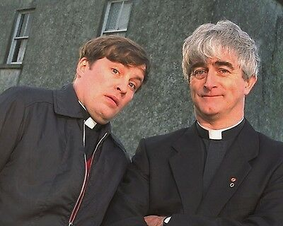 """Father Ted 10"""" x 8"""" Photograph no 3"""