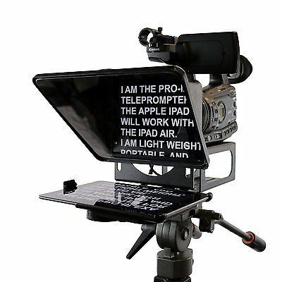 Telmax Pro-iP-Ex Teleprompter - Manufactured in USA