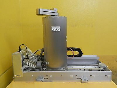 Brooks 6-0002-0440-SP Wafer Robot and Track TRA 035-LPS KLA-Tencor AIT DUV Used