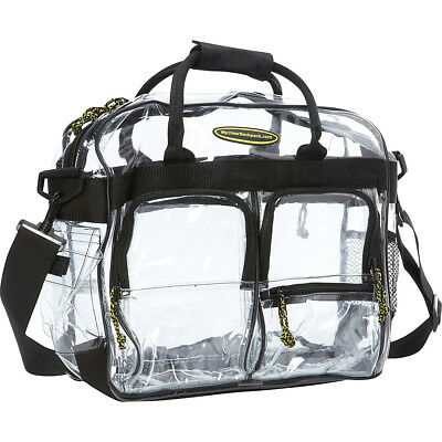 My Clear Backpack Business Brief - Clear Non-Wheeled Business Case NEW