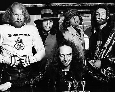 "Jethro Tull 10"" x 8"" Photograph no 1"