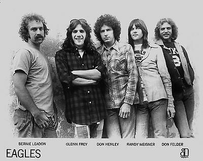 "The Eagles 10"" x 8"" Photograph no 5"