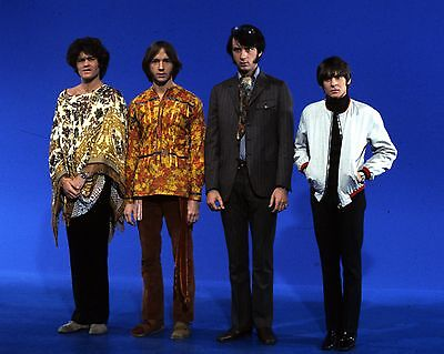 """The Monkees 10"""" x 8"""" Photograph no 2"""