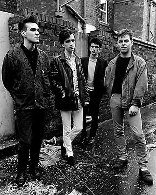"The Smiths 10"" x 8"" Photograph no 6"