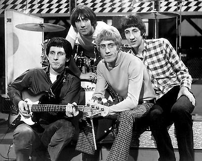 "The Who 10"" x 8"" Photograph no 10"
