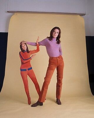 "Diana Rigg The Avengers 10"" x 8"" Photograph no 28"