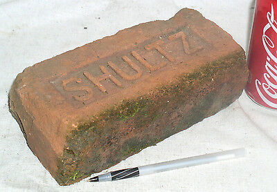 Antique Historical Shultz Clay Brick Company East Kingston Hudson Valley Ny