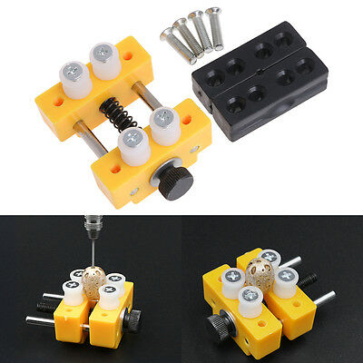 DIY Vise Table Bench Vise for Jewelry Craft Modeling Work Lock Fixed Repair Tool