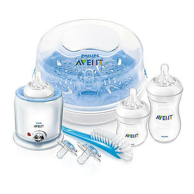 New Avent Natural All-In-One Gift Set Model:12832734