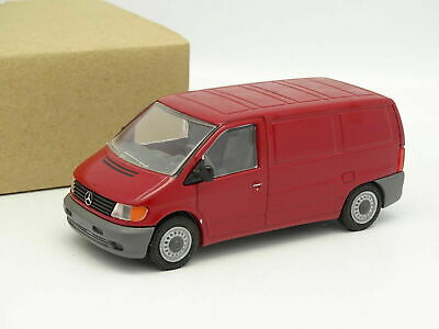 Mercedes Benz Vito Tole Red Nzg Model 1/43 Rot Rosso Rouge Utilitaire B66000106