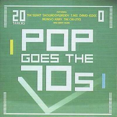 Various Artists : Pop Goes the 70s CD (2002) Incredible Value and Free Shipping!