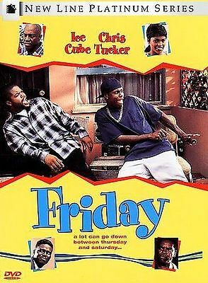 Friday DVD F. Gary Gray(DIR) 1995