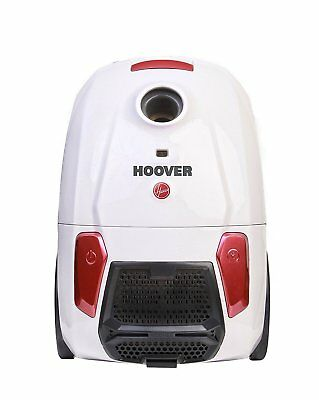 Hoover BV71CP10 Capture Compact Lightweight Bagged Cylinder Vacuum Cleaner