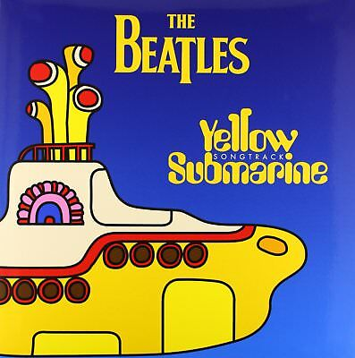 the beatles yellow submarine songtrack new vinyl lp cad picclick ca. Black Bedroom Furniture Sets. Home Design Ideas