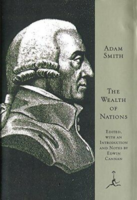 Wealth of Nations-Adam Smith