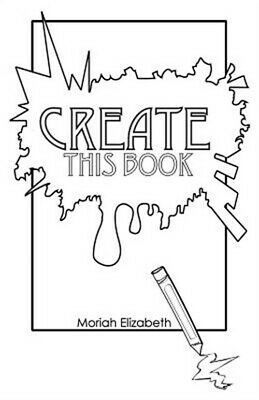 Create This Book (Paperback or Softback)