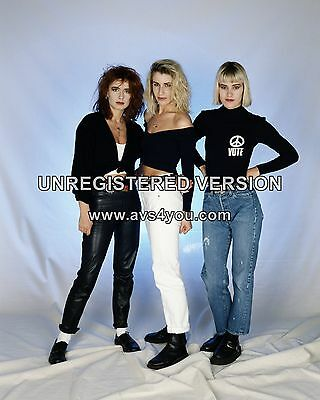 "Bananarama 10"" x 8"" Photograph no 19"