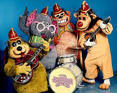 "The Banana Splits 10"" x 8"" Photograph no 4"