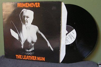 "The Leather Nun ""Primemover"" 12"" Orig OOP Skinny Puppy Nine Inch Nails KMFDM"