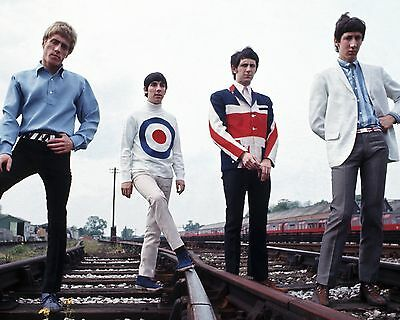 "The Who 10"" x 8"" Photograph no 7"