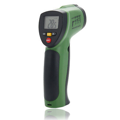 LCD Digital IR Laser Infrared Thermometer Temperature Tester -50℃-380℃ Tool