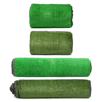 Artificial Grass Lawn Synthetic Turf Landscape Indoor Outdoor 6x16ft/3x32/65ft