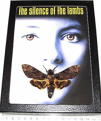 Real Framed Silence Of The Lambs Death's Head Moth Poster Acherontia Lachesis