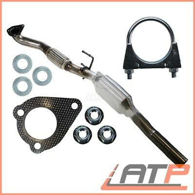 Type Approved Catalyst Cat+Fitting Kit Audi A3 8L 1.9 Tdi 1997 Onwards