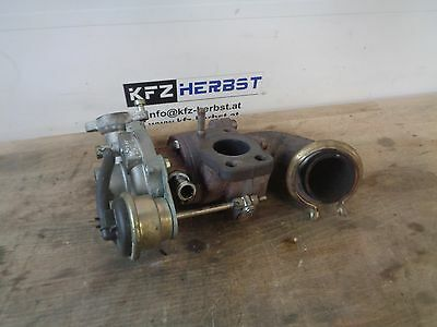 Turbolader Peugeot 206 KP35487599 1.4HDi 50kW 8HX 95051