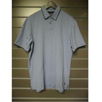 Ashworth Primatec Cotton Linen Piped Golf Polo Shirt All