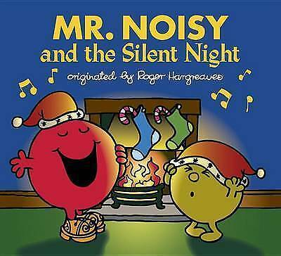NEW  MR NOISY and the SILENT NIGHT (BUY 5 GET 1 FREE ) CHRISTMAS Men Little Miss