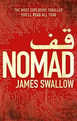 Nomad by James Swallow (Hardback)