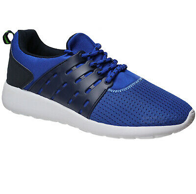 New Boys Lightweight Sport Running Casual Trainers Kids School Shoes Uk Sz 10-6